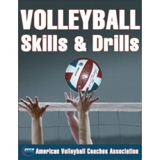 Volleyball Skills & Drills, Book