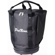 "Pro Nine Baseball/Softball Ball Bag, 20""Hx10""Lx16.5""W"