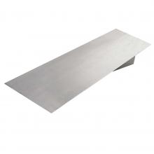 Gill 50202 Aluminum Pole Vault Box Lid, FLUSH Mount