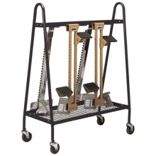 Gill 923 Essentials Track Starting Block Cart