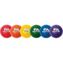 Champion Size Rhino Skin Low Bounce Dodgeball Set