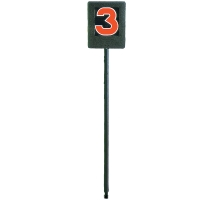 Fisher 4002 Digital Dial-a-Down Football Down Marker