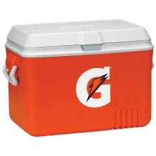 Gatorade Cooler, 48 Quart Ice Chest