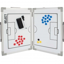 "Select Foldable 23.6""x17.75"" Soccer Tactics Board"
