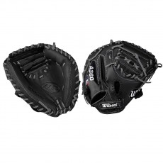 "Wilson 32.5"" A360 Youth Baseball Catcher's Mitt"