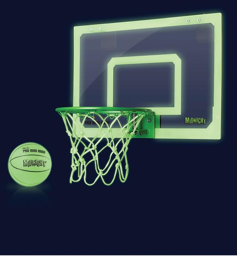 Sklz Pro Mini Basketball Hoop Midnight A02 026