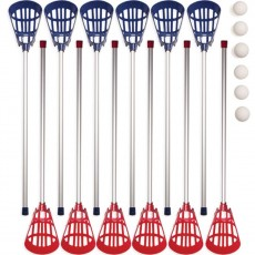 Champion Recreational Soft Lacrosse Stick Set