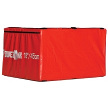 Power Max TA218 Soft Plyo Box, 18""