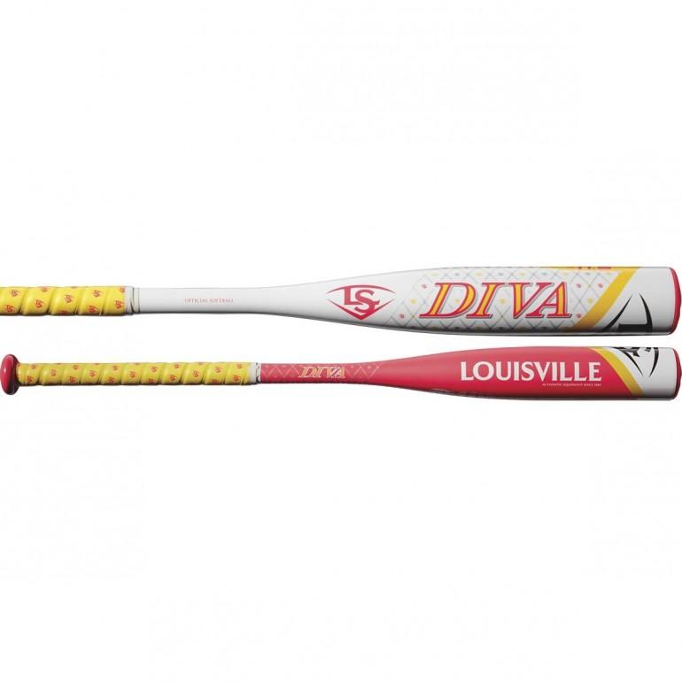 571478c9118e 2018 Louisville Diva -11.5 Youth Fastpitch Softball Bat, WTLFPDV18A115 -  A42-364