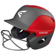 Easton Ghost Matte Two-Tone Fastpitch Batting Helmet w/Mask