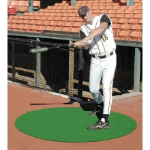 6' dia. (Pair) On-Deck Circle Turf Mats
