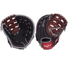 "Rawlings 12.5"" R9 First Base Baseball Glove, R9FM18BSG-3/0"