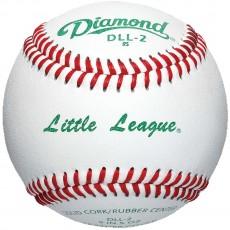 Diamond DLL-2 Little League Practice Baseballs, dz