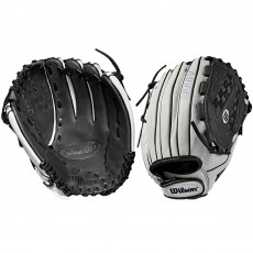 "Wilson 12.5"" A1000 Outfield Fastpitch Softball Glove, WTA10RF19V125"