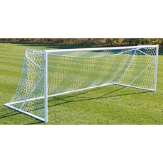 Jaypro 8' x 24' Nova Premiere Soccer Goals, SGP-600  (pair)