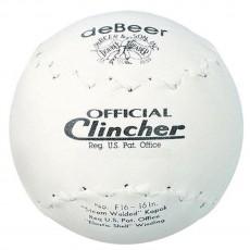 "deBeer 16"" Clincher F16 Softballs, dz"