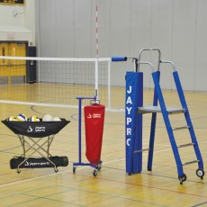 "Jaypro PVB-7000 3-1/2"" STANDARD Volleyball Package, PVB-7PKG"
