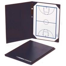 KBA Basketball Coach Double Playmaker Coaching Board & Folder