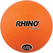 Champion 5 Kilo / 11 lb. Rubber Medicine Ball, RMB5