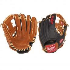"""Rawlings 11.5"""" Prodigy Yth Pro Taper Infield Baseball Glove, P115GBI-6/0"""