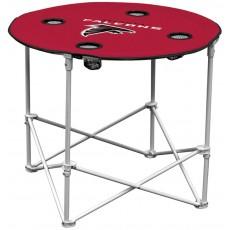 Atlanta Falcons NFL Pop-Up/Folding Round Table