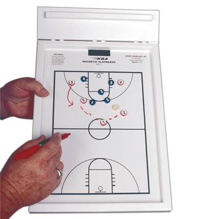 Kba Mmp 1 Basketball Magnetic Playmaker Coaching Board
