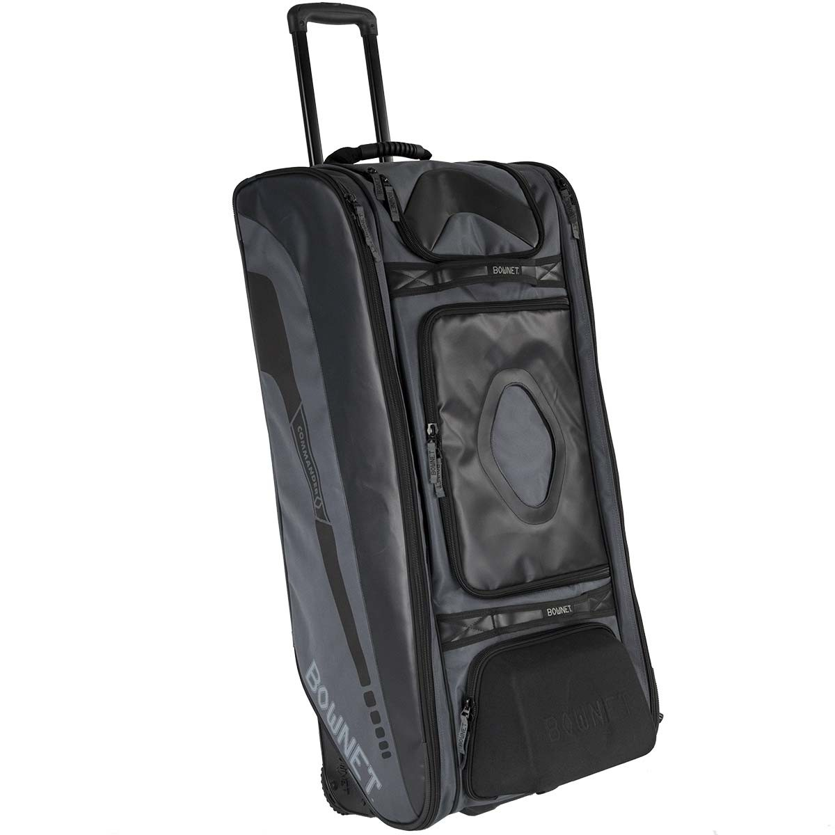 Bownet Commander Wheeled Catchers Equipment Bag 38x17x12