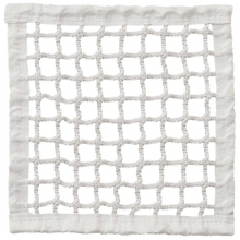 Champion 5mm Official Lacrosse Nets, White, LN55 (pair)