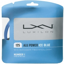 Luxilon Big Banger ALU Power 16L/1.25mm Tennis String, 40'