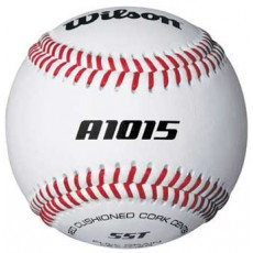 Wilson A1015BSST Official League Baseballs, dz