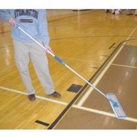 "Court Clean TKH110 24"" Key Clean Basketball Court Floor Cleaner"