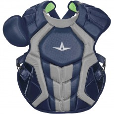 "AllStar System7 Axis NOCSAE Adult 16.5"" Catcher's Chest Protector"