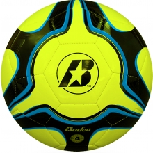 Baden Neon Futsal Practice Ball, SIZE 3