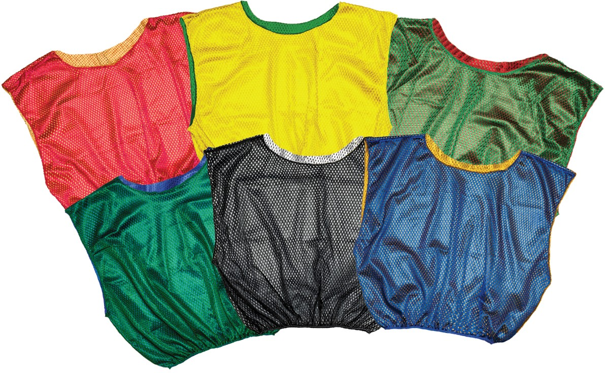 new product 8a7b7 ff101 Champion ADULT Reversible Scrimmage Vest Pinnies, RSM