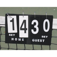 Quick Score Portable Tennis Scorekeeper
