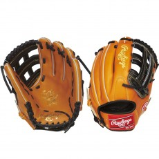 "Rawlings 12"" Heart Of The Hide Infield Baseball Glove, PRO206-6JTB"