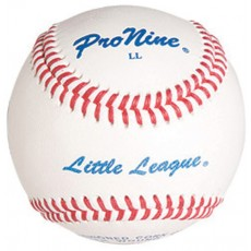 Pro Nine LL Official Little League Tournament Baseball, dz