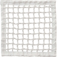 Champion 8mm Lacrosse Nets, White, Pair