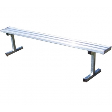 Jaypro 15' PORTABLE Aluminum Player Bench, PB-15