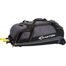 "Easton Wheeled Catcher's Gear Bag, 36""Lx16""Wx14""H"