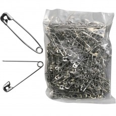 Gill 91010 Safety Pins, pack of 1440