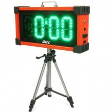 Gill Track Timer and Display