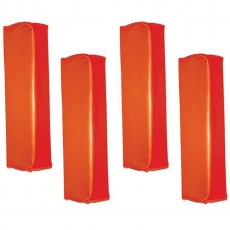 Champro Football Endzone Pylons, 4/set
