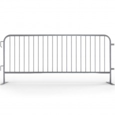 Angry Bull 8.5' AngryCade Galvanized Steel Barricade