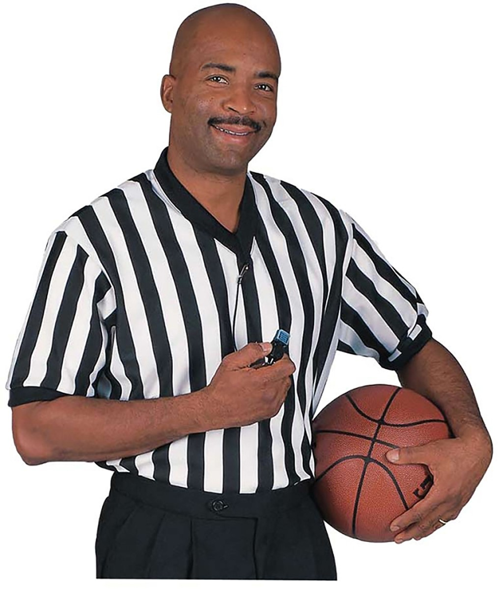 Dalco Official Basketball Referee's Jersey