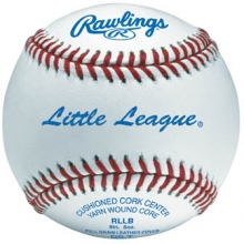 Rawlings RLLB Little League Tournament Baseballs, dz