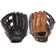 "Mizuno 12"" Prospect Select YOUTH Baseball Glove, GPSL1200BR"