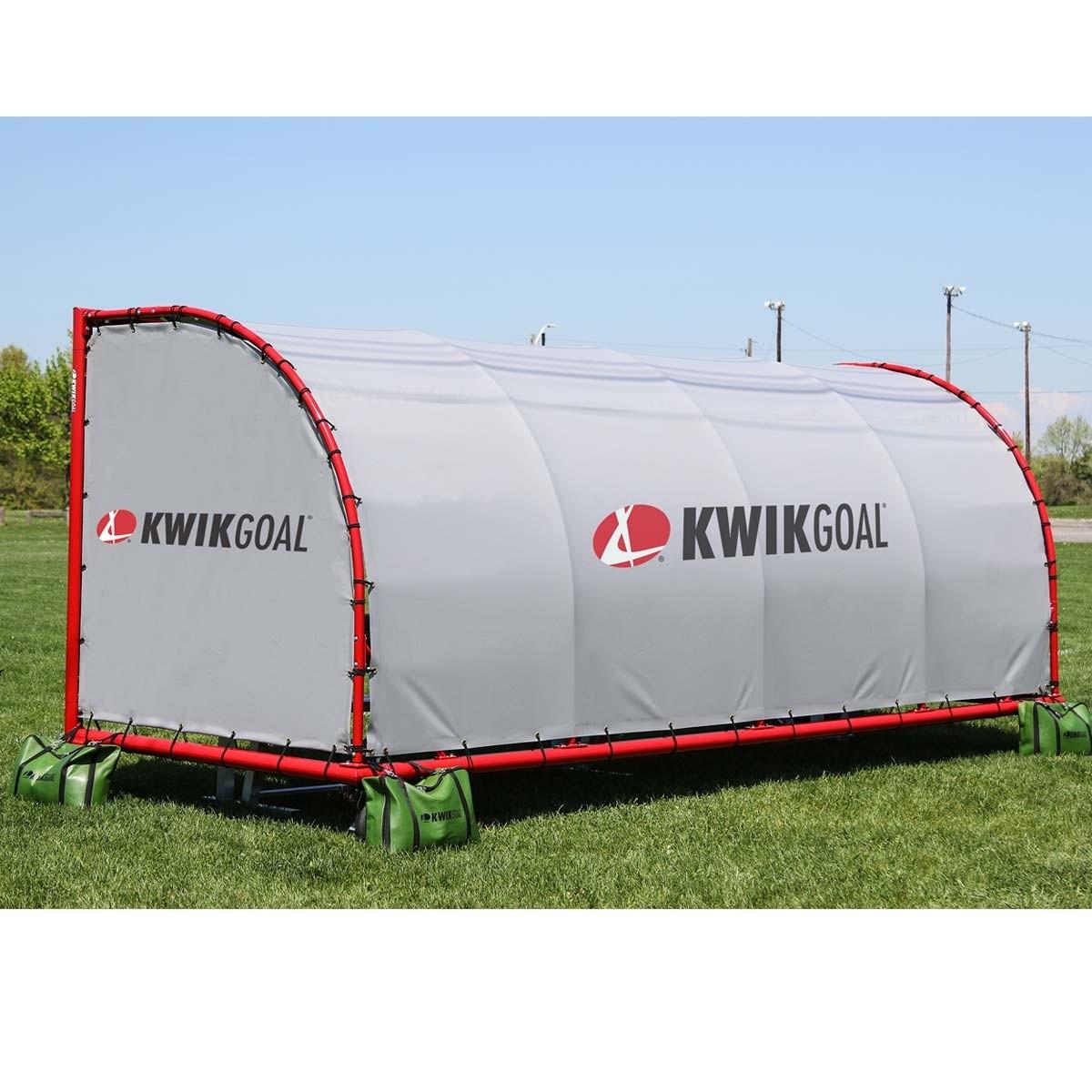 Kwik Goal Club Team Soccer Shelter A07 786 Anthem Sports
