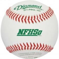 Diamond D1-PRO HS, NFHS Pro Baseball w/NOCSAE Stamp