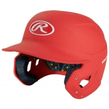 Rawlings Mach Matte Finish Sized Batting Helmet, MCH07A